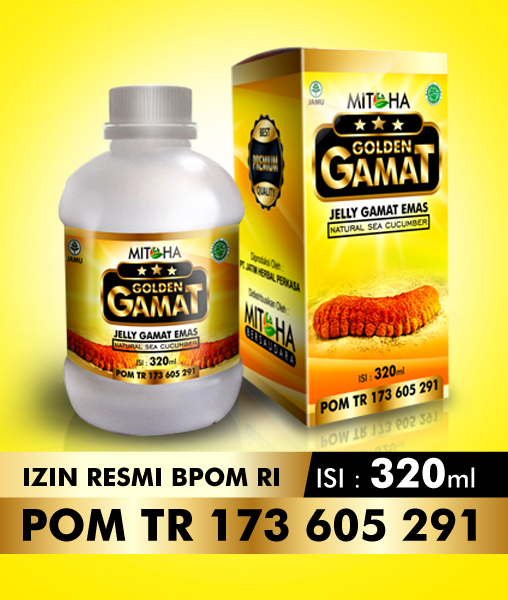 distributor golden gamat mitoha